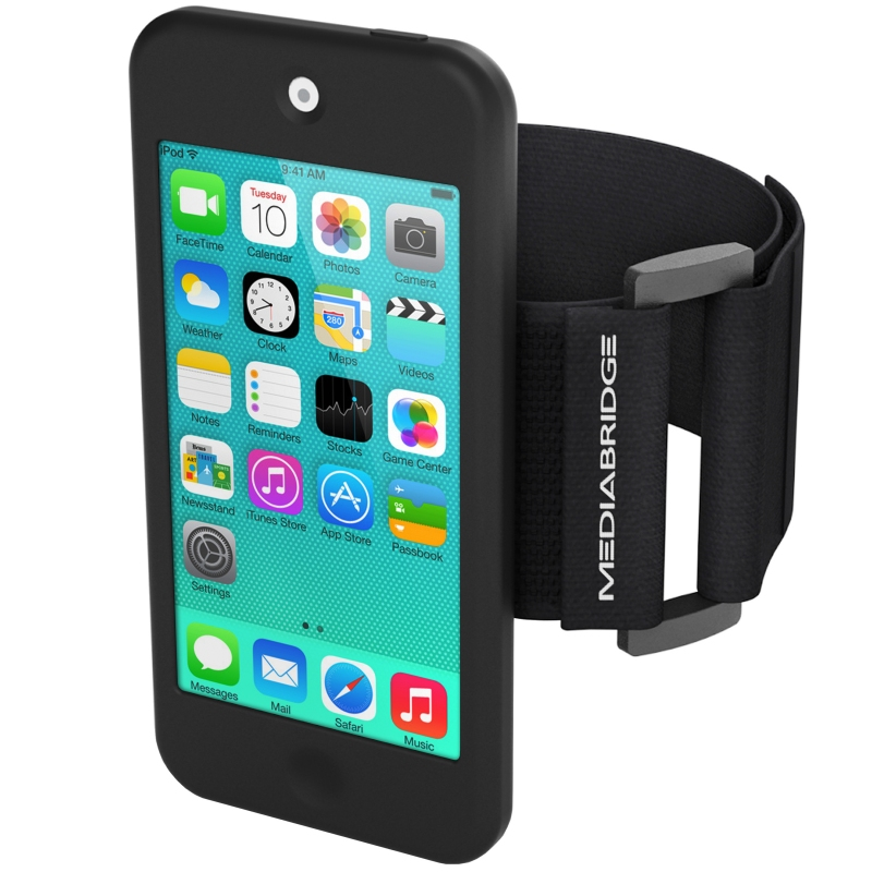 Sport Armband for iPod Touch - 5th & 6th Generation (Black)