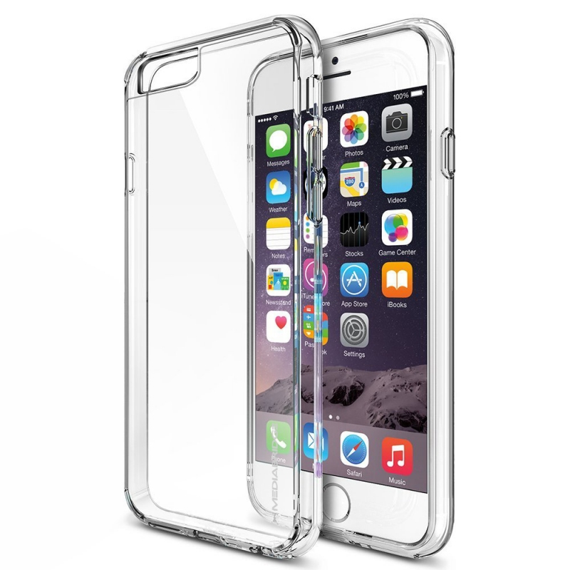 Crystal Clear Case For iPhone 6 Plus